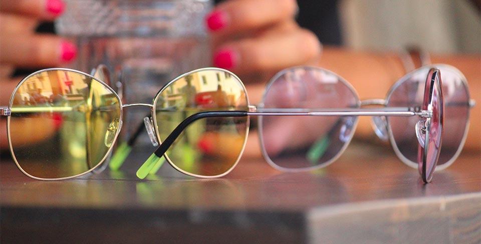 Modello di occhiale da sole 4.94 Officina Ottica